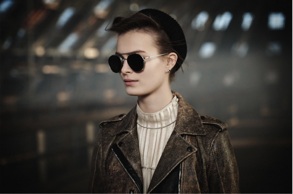 Belstaff Eyewear distributed by Circle&Point Co.