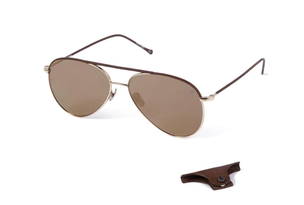 Belstaff Eyewear - Daytona 飛行員太陽眼鏡