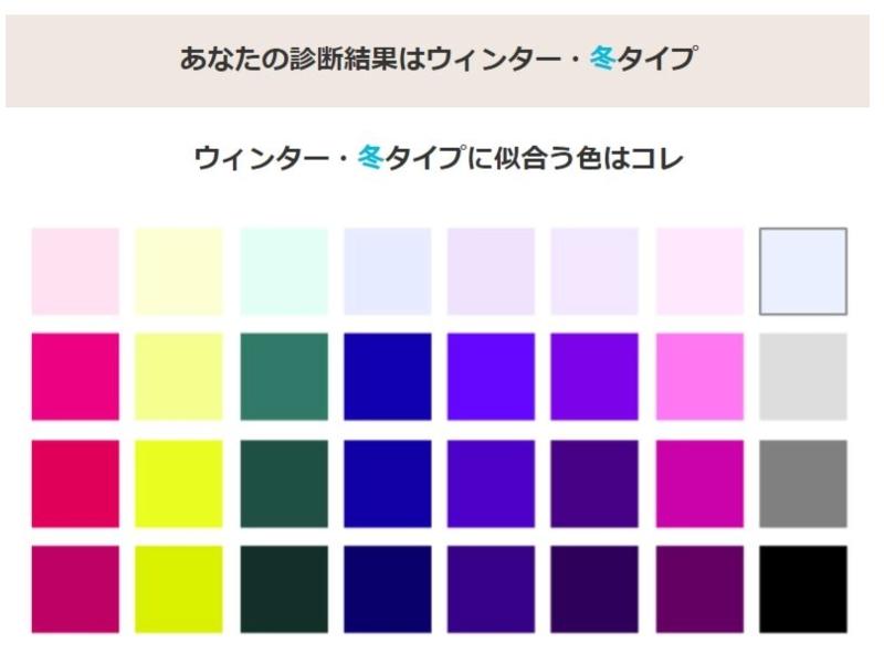 personal color define steps