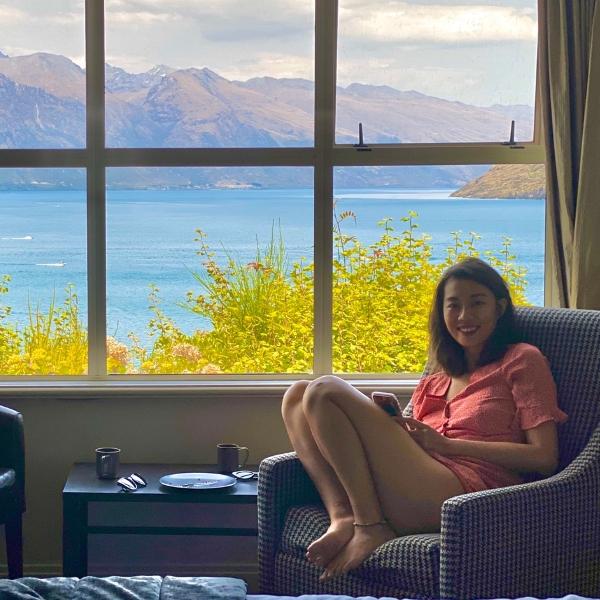 生活態度 Maggie, 紐西蘭, New Zealand