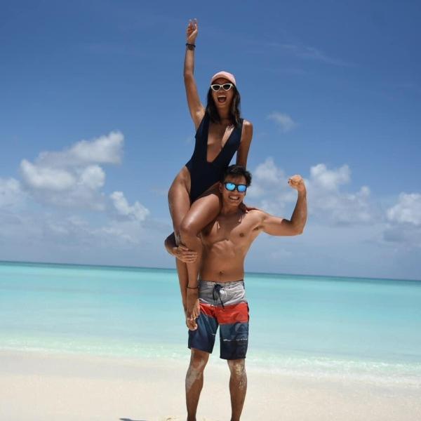 生活態度, Maggie, 馬爾地夫, Maldives