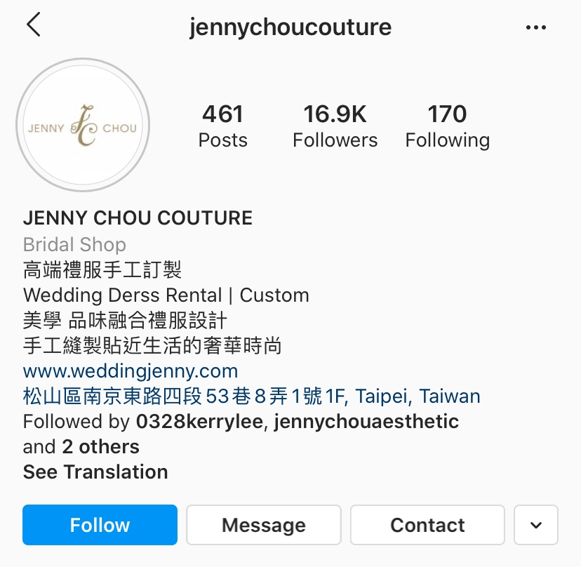 Jenny IG