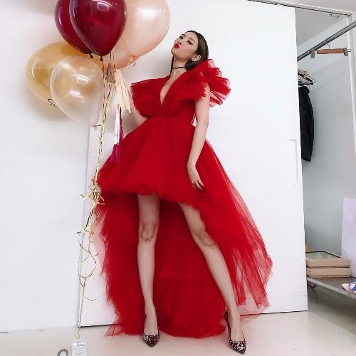 redv dress
