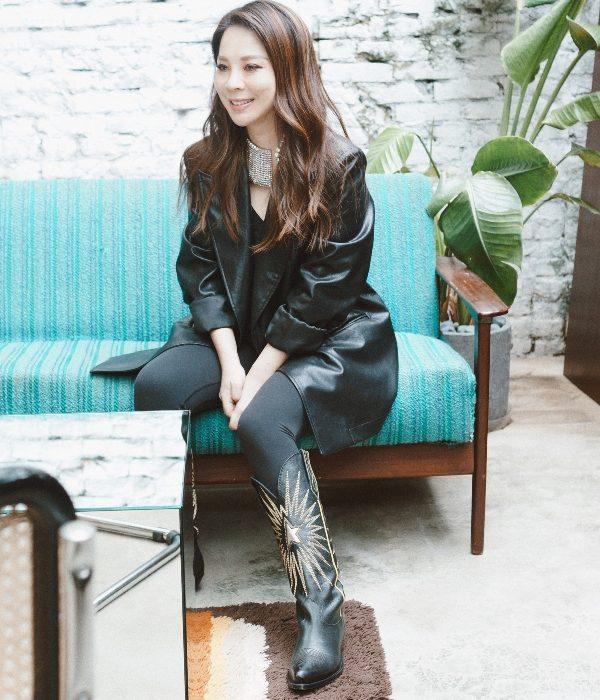 Janet Yang, 楊秀容